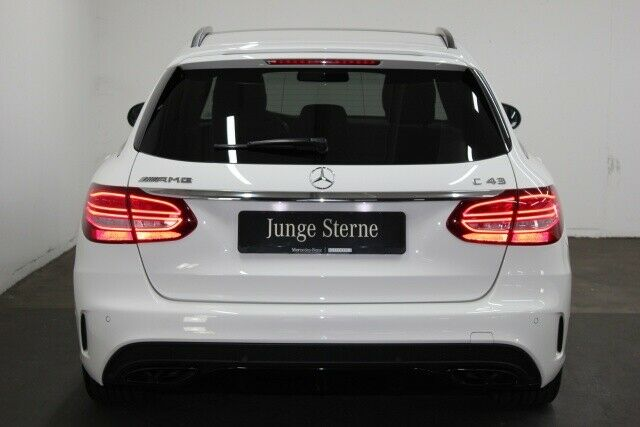 Mercedes Benz C43 AMG 2018 DISTRONIC BURMESTER full